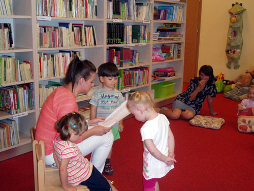 Mamo Mamo Coś Ci Dam Wojewódzka I Miejska Biblioteka