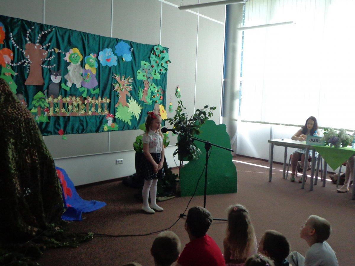 Wiersze O Dzieciach I Dla Dzieci Konkurs Recytatorski