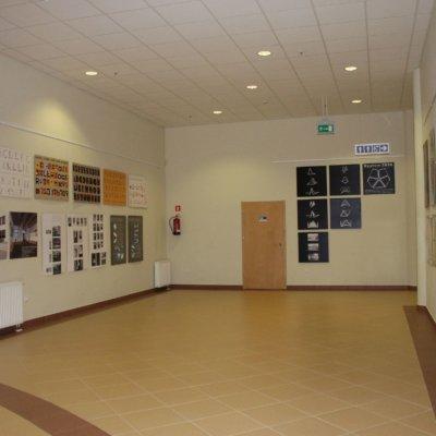 WiMBP w Gorzowie Wlkp. I piętro - aneks wystawowy