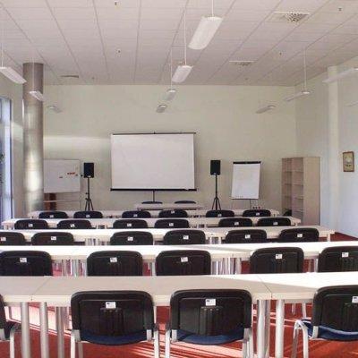 WiMBP w Gorzowie Wlkp. I piętro - sala wykładowa