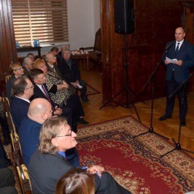 Otwarcie Gabinetu Christy Wolf w WiMBP w Gorzowie Wlkp.