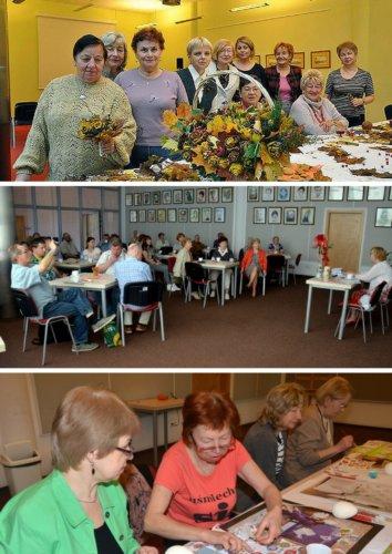 Spotkania z cyklu Biblioteka Aktywnego Seniora w Wojewódzkiej i Miejskiej Bibliotece Publicznej i m. Zbigniewa Herberta w Gorzowie Wielkopolskim