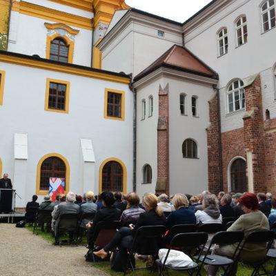 Udział w inauguracji obchodów jubileuszu 750-lecia klasztoru w Neuzelle
