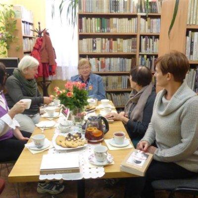Spotkanie DKK w Filii nr 2