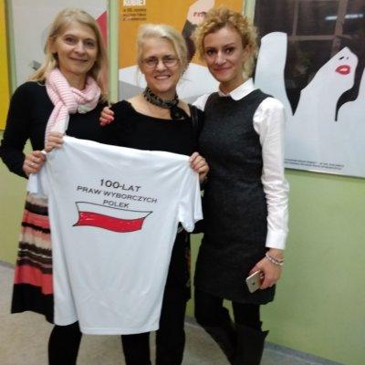 """""""2018 Rokiem Praw Kobiet - w 100 rocznicę przyznania Polkom praw wyborczych"""""""