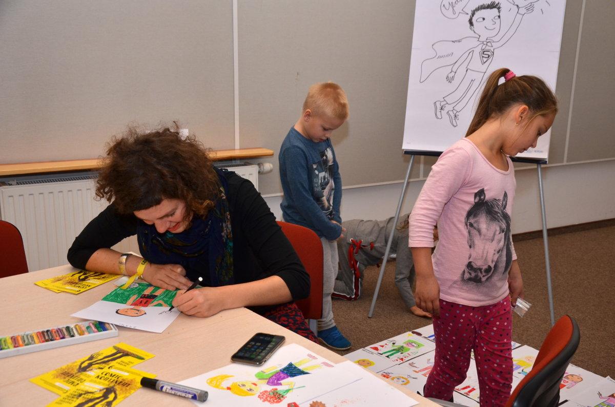 VI Międzynarodowy Festiwal Książki Ilustrowanej w Brandenburgii Mroczne i Zabawne (11-18.11.2018 r.)