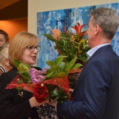 W miniony czwartek (17 stycznia 2019 r.) w Bibliotece Herberta w Gorzowie Wielkopolskim odbył się wernisaż wystawy malarstwa Stanisława Maksymiliana Bogusławskiego.