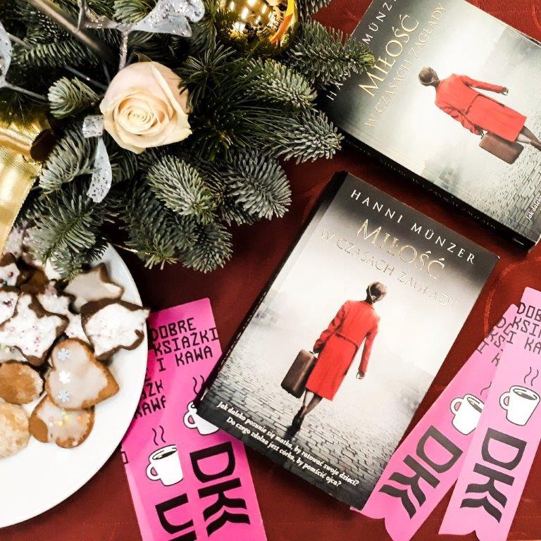 """Nasze spotkanie w dn.28.12.2018r. było poświęcone książce """"Miłość w czasach zagłady"""" Hanni Munzer."""