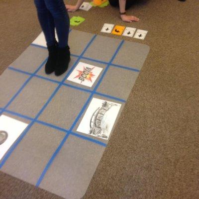 Gry i zabawy w bibliotece z elementami programowania - szkolenie dla bibliotekarzy