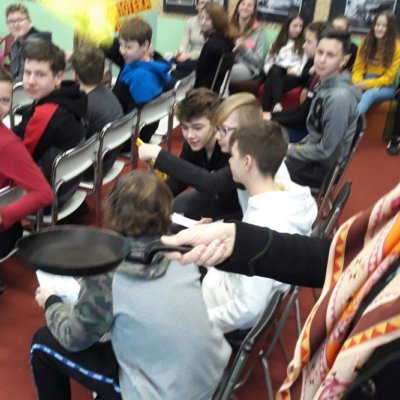 12 marca 2019r. w Filii nr 1 odbyło się kolejne spotkanie popularyzujące kulturę język francuski.