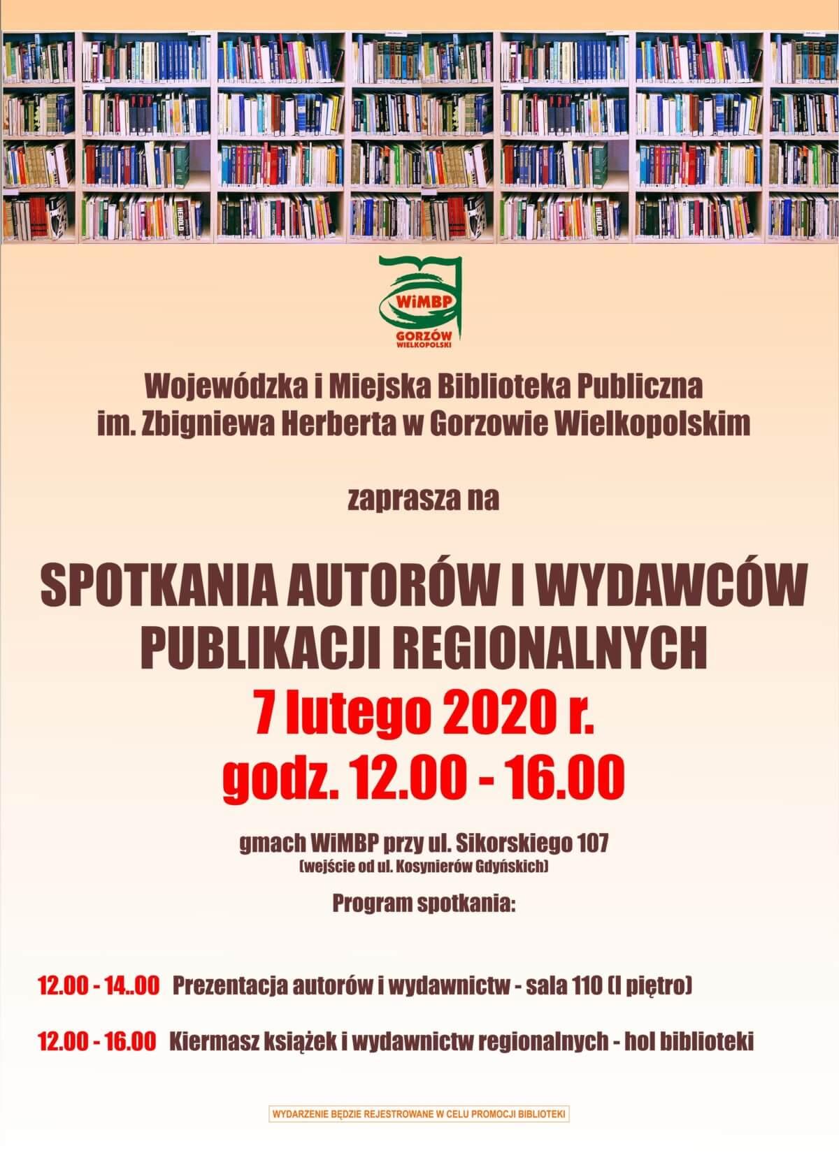 Spotkanie wydawców i autorów regionalnych