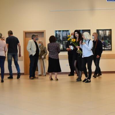 """Wernisaż wystawy fotografii Magdaleny Dębickiej: """"Oblicze Lwowa"""""""