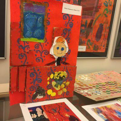 Wielkie dzieła oczami dzieci – otwarcie wystawy online